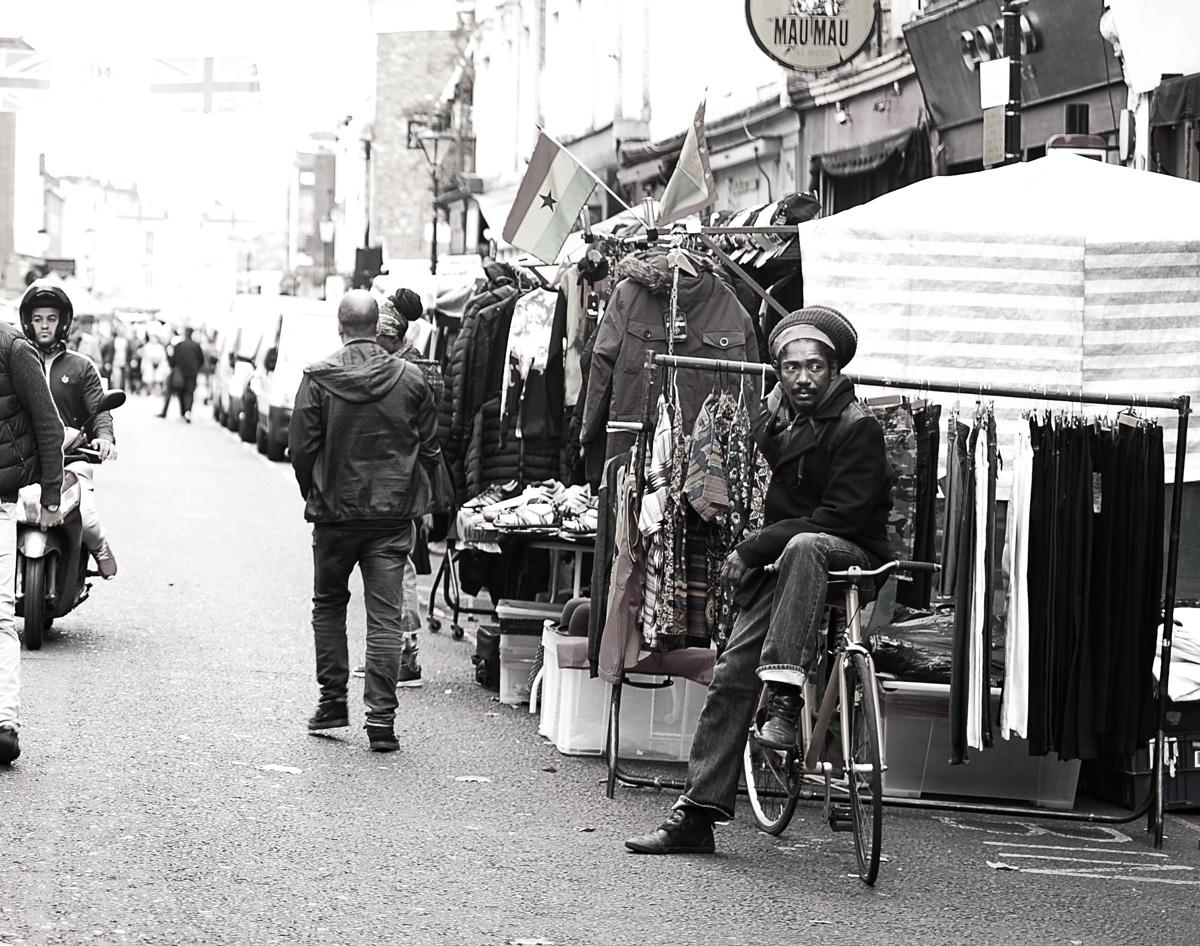Rachel Groom Street Photography Portobello Road