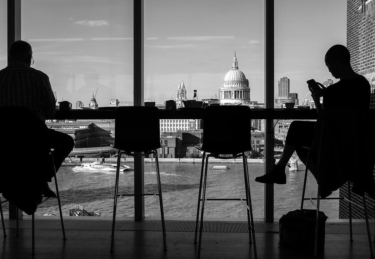 Rachel Groom Street Photography Tate Modern