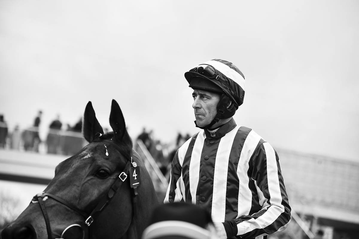 Davy Russel Cheltenham Racecourse