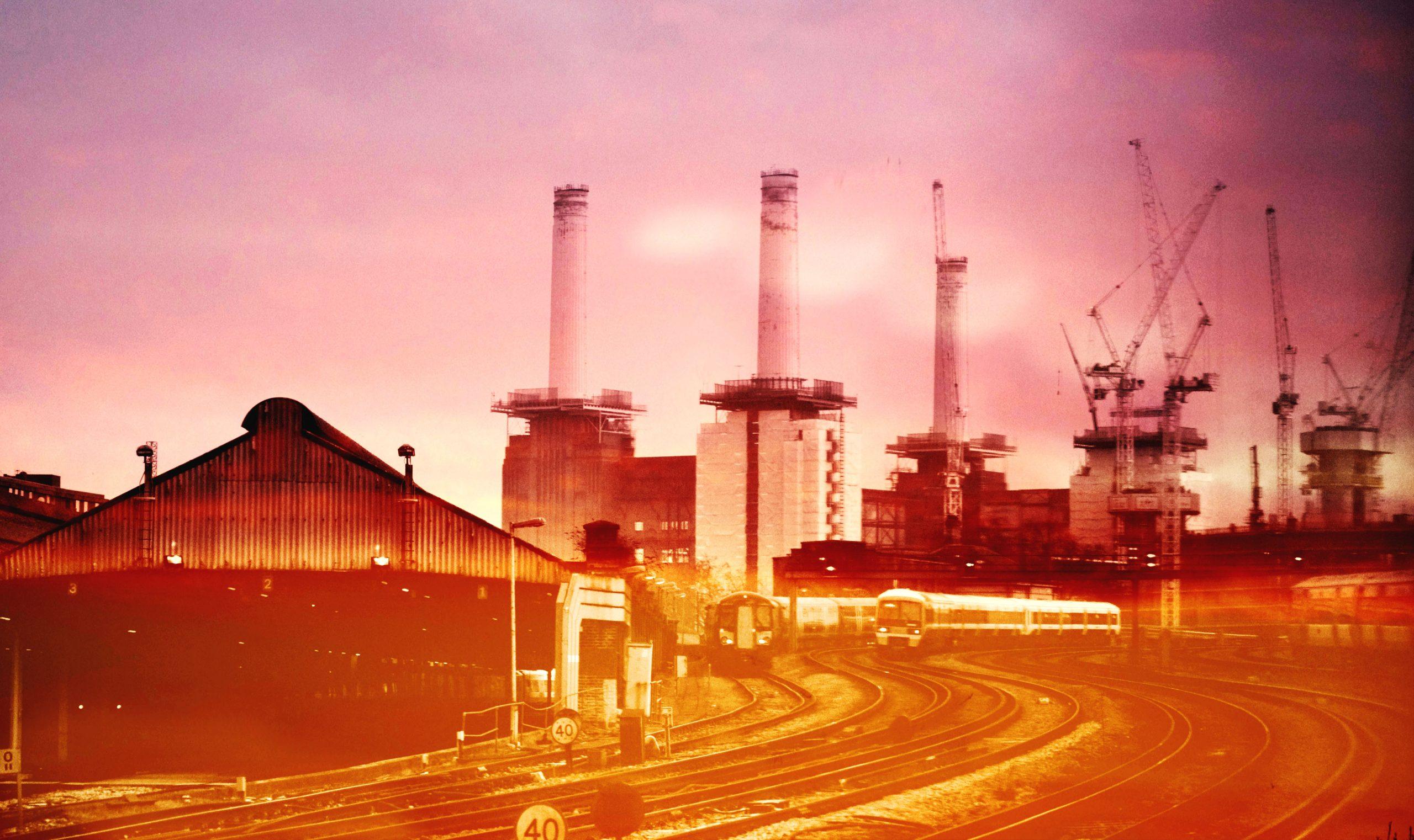 Rachel Groom Photography Battersea Power Station