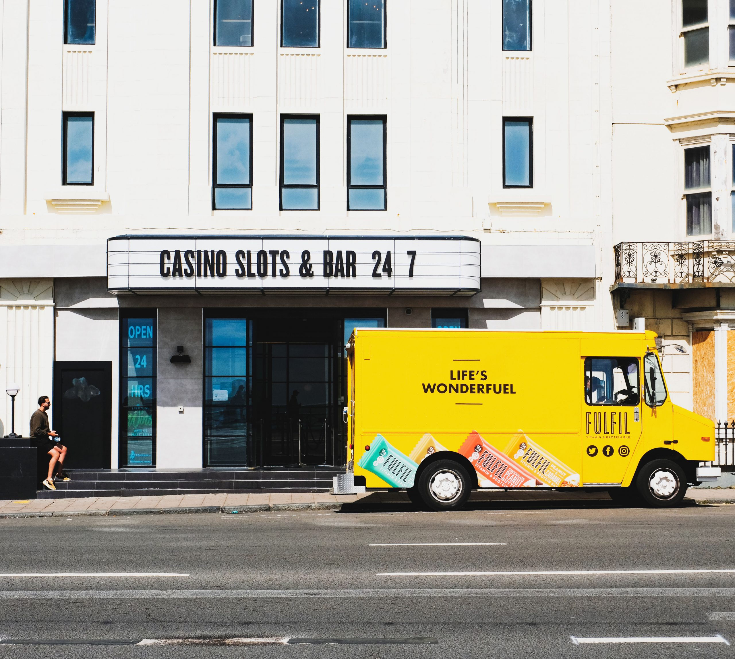 Rachel Groom Photography Brighton Casino