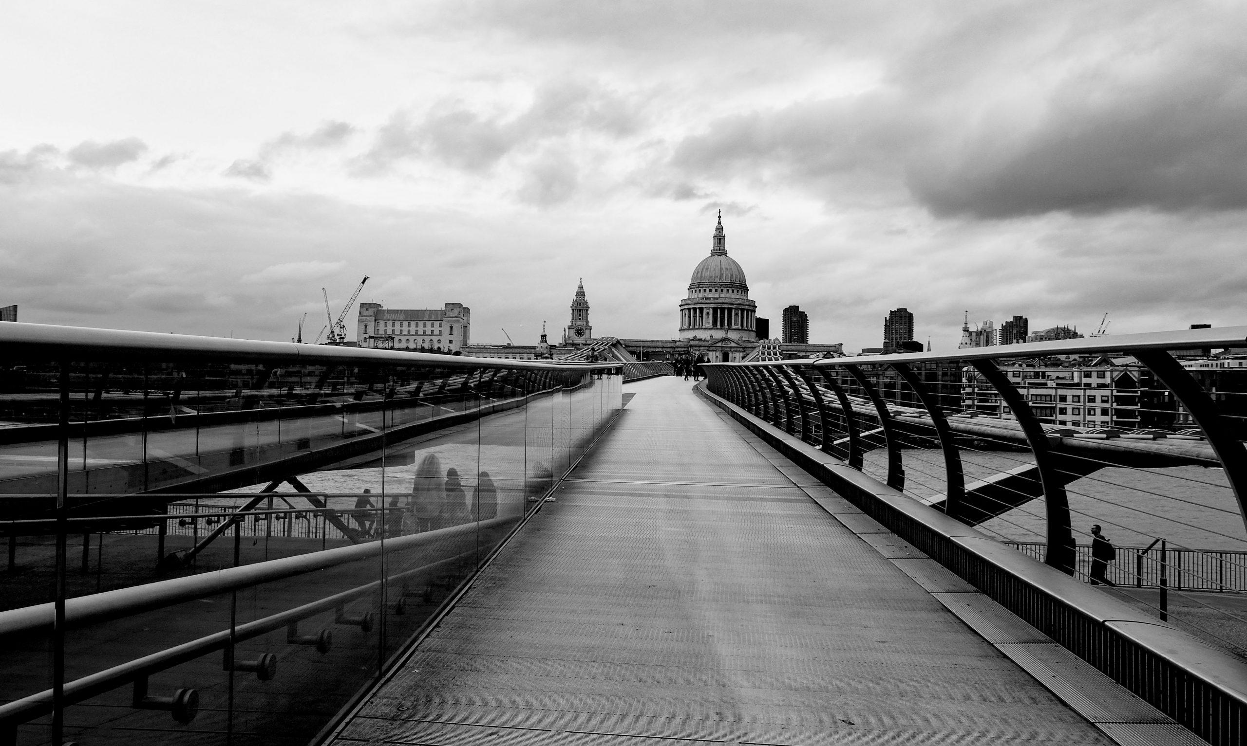Rachel Groom Photography Millennium Bridge