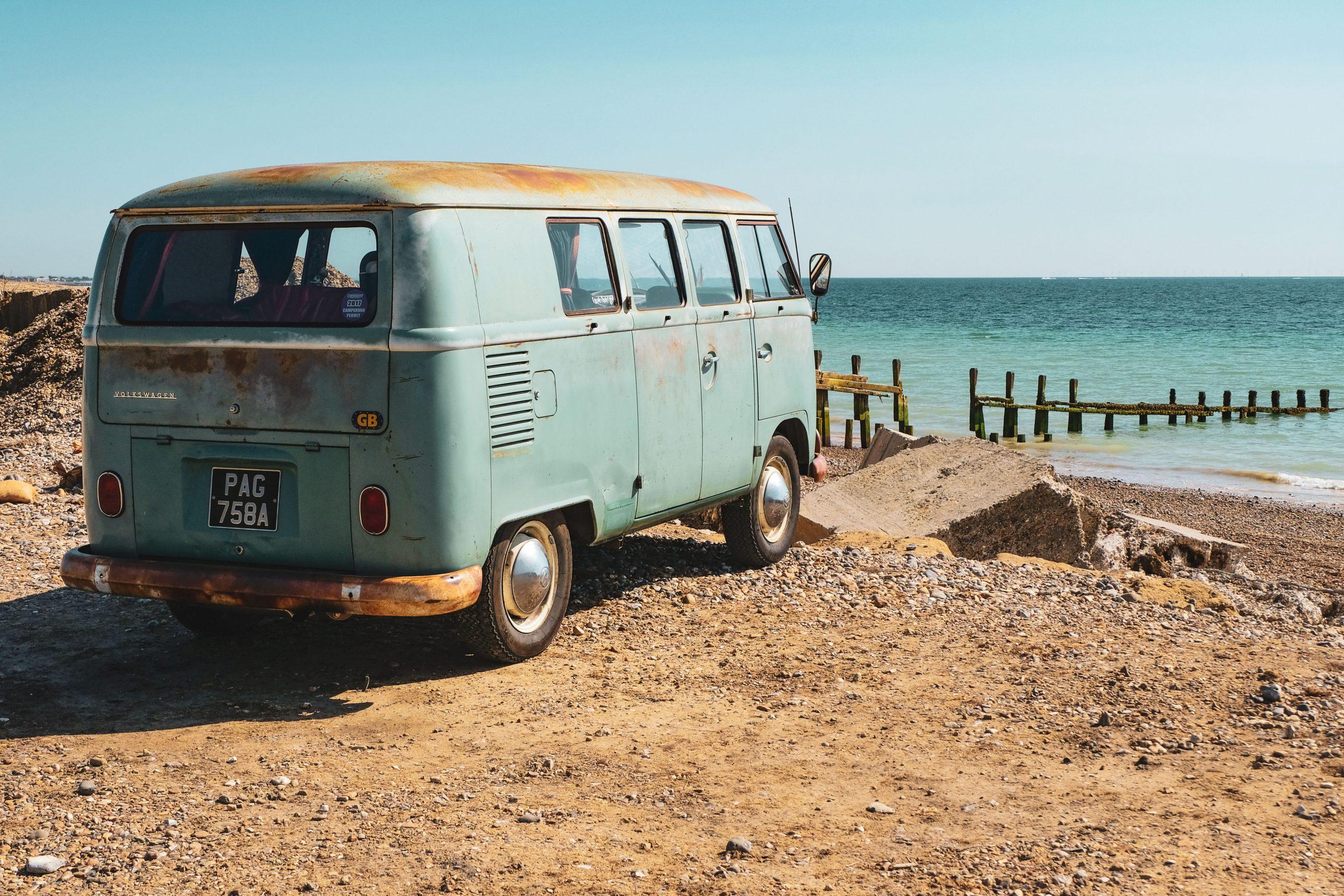 Rachel Groom Photography VW Camper Van